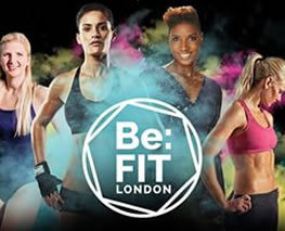 BeFIT London, 1st-3rd May 2015