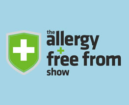 the allergy + free from show, 3rd-5th July 2015