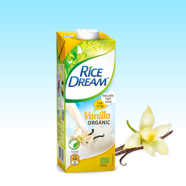 Rice Dream Vanilla Organic