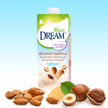 Rice Dream Almond Hazelnut