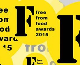 Free From Food Awards 2015