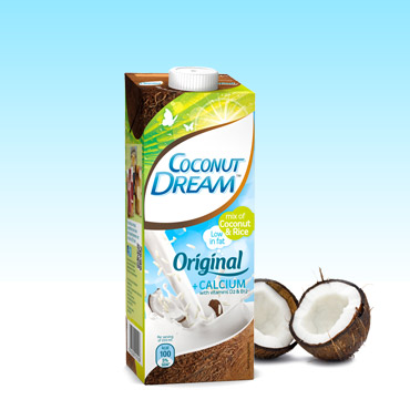Coconut Dream Original Calcium Enriched