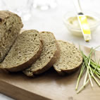 Herby soda bread