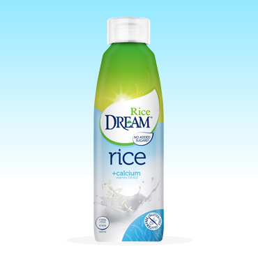 Rice Dream Fresh with calcium, vitamins D and B12