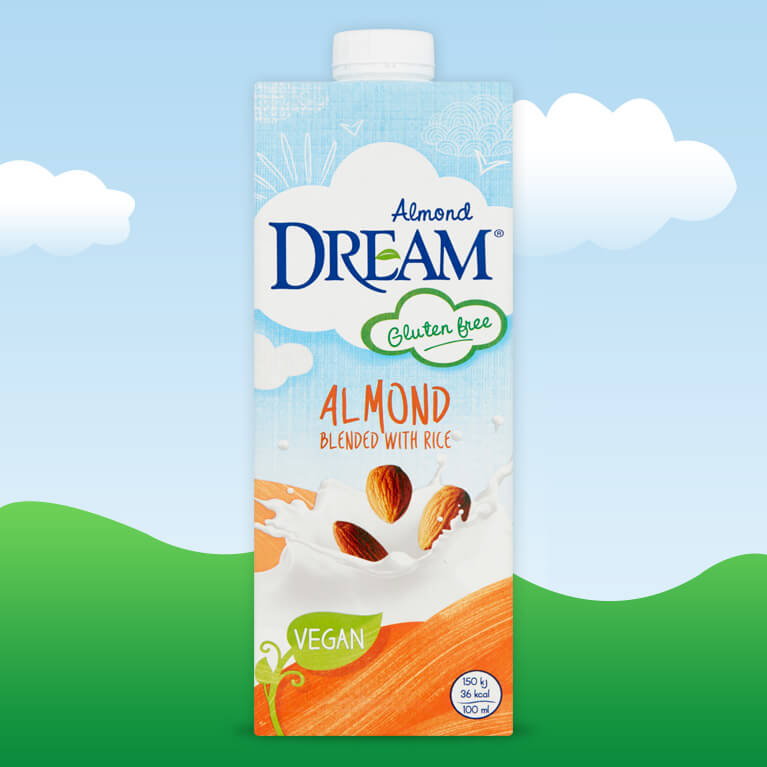 Almond Dream with Rice
